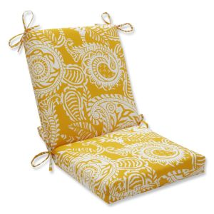 Addie Egg Yolk Chair Cushions