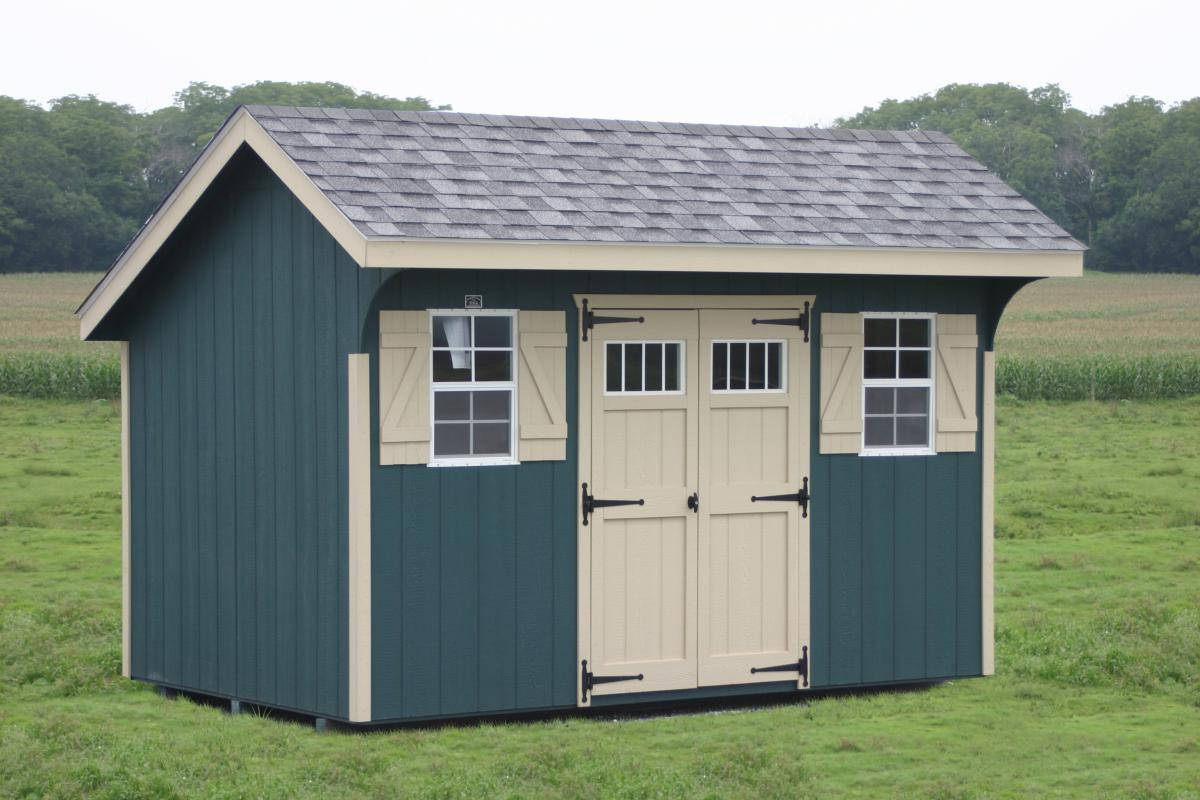 Storage Sheds from PA