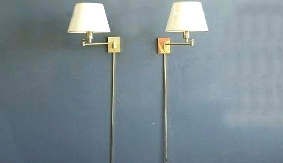 plug in wall sconce with cord cover plug in wall sconce with cord cover plug  in