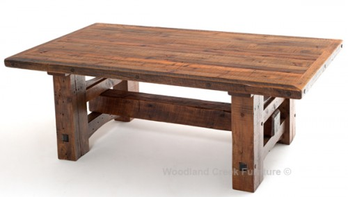 Barnwood Dining Table | Rustic Dining Tables | Reclaimed Barnwood Table