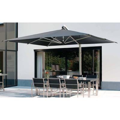 FIM P-Series 11.5' Square Cantilever Patio Umbrella 11.5' x 11.5'