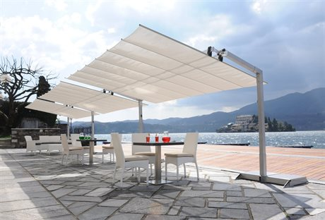 Outdoor Offset Cantilever Patio Umbrellas for Sale | PatioLiving