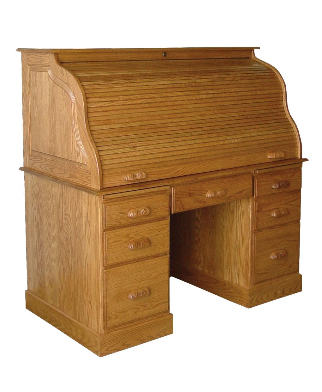 Computer Rolltop Desk [Closed]