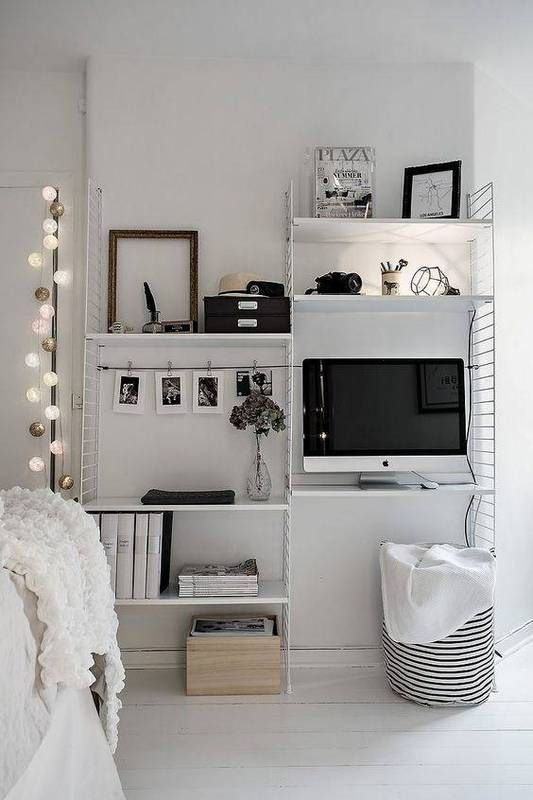 23 bedroom ideas for your tiny apartment | Living Spaces | Bedroom