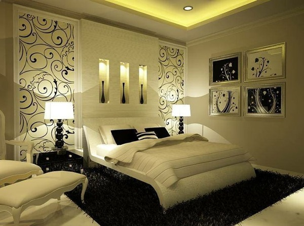 Cute Romantic Bedroom Ideas For Couples (11)