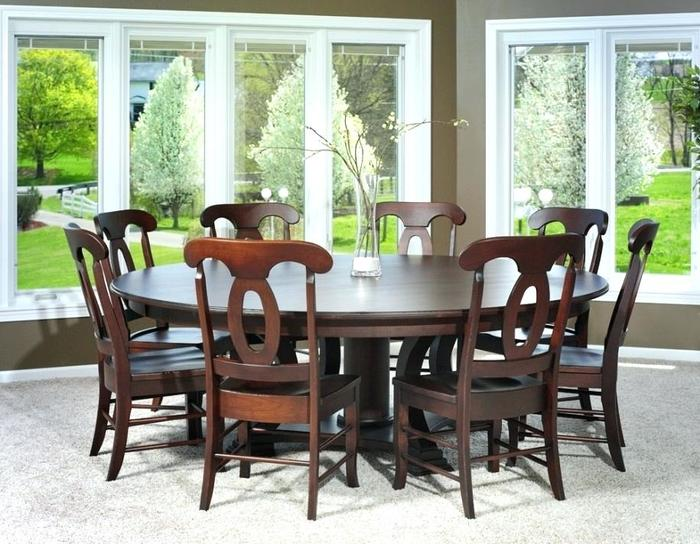 13 round dining room tables seats 6 large round dining table seats 6 8