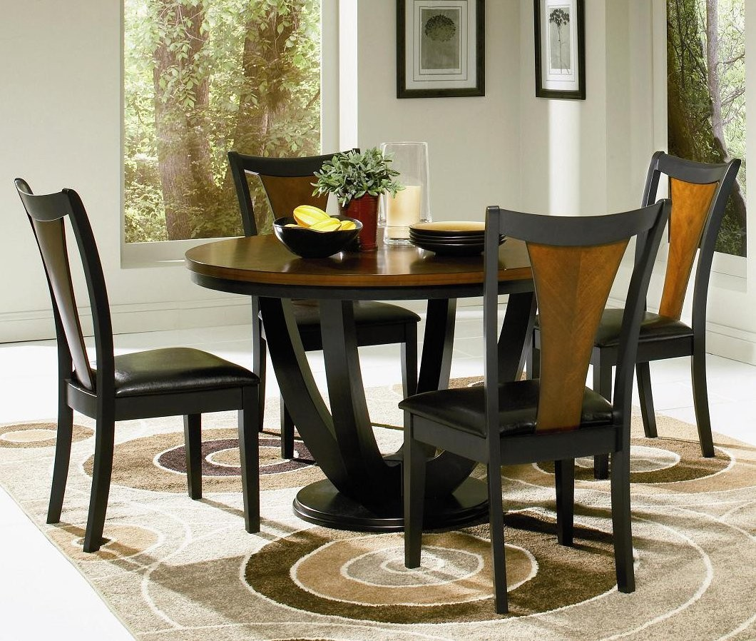 Dining Room Furniture : Kitchen Round Table Kitchen Dining Sets And