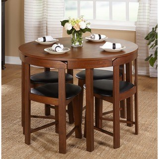 Things to look in before purchasing round   kitchen table and chairs set