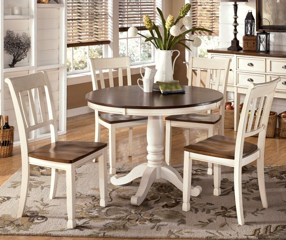 Varied Round Dining Table Sets and Their Kinds: Simple Dining Set Wooden Round  Dining Table Sets Small Kitchen ~ Traveller Location Dining Room Designs  Inspiration