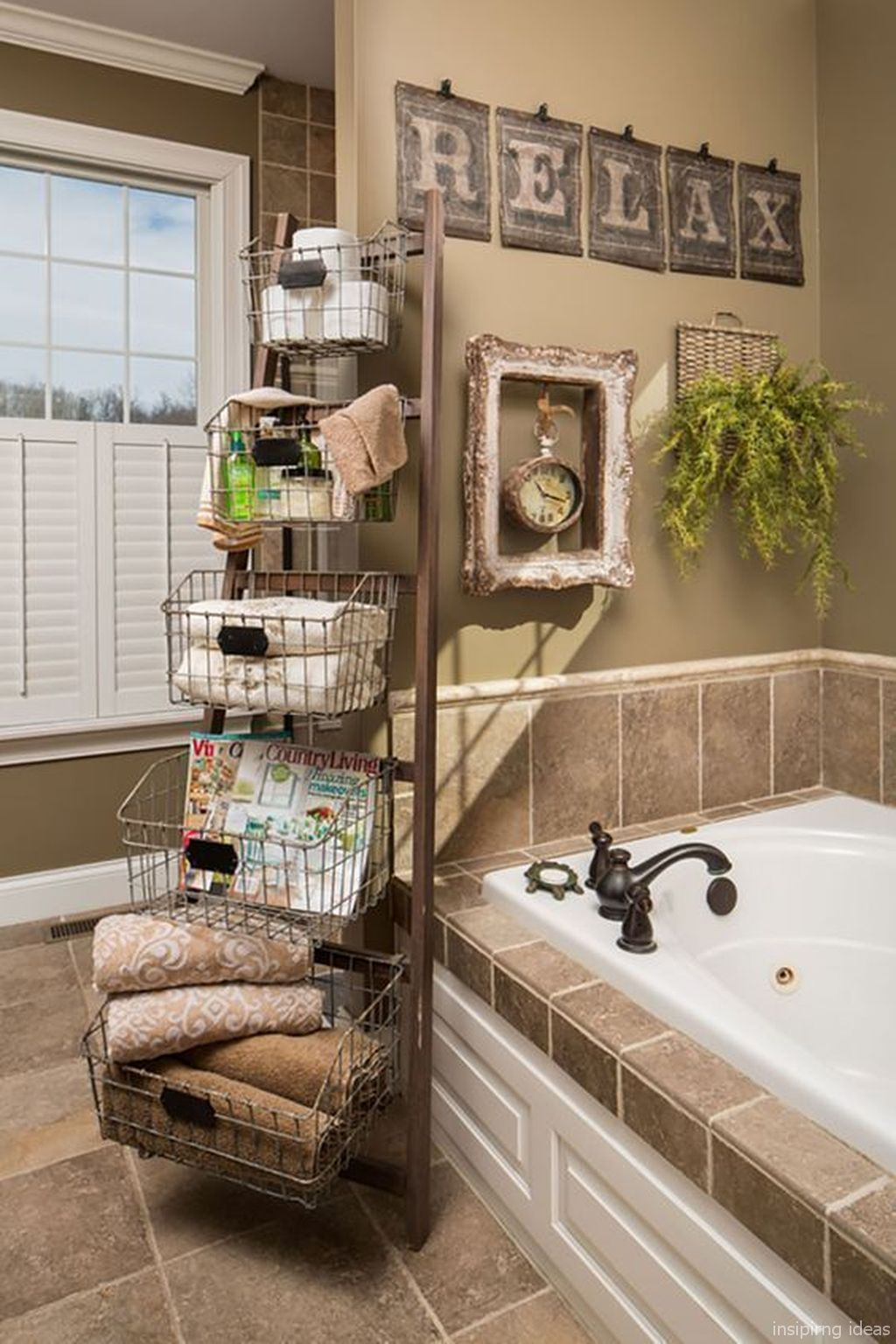 Rustic Country Home Decor Ideas 16