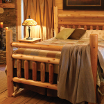 All you need to know about rustic log   bedroom furniture