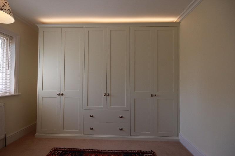 Shaker Style Fitted Bedroom Furniture, · bedrooms rh bennettsofnottingham  co uk