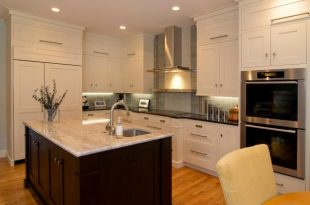 Shaker Transitional Kitchen