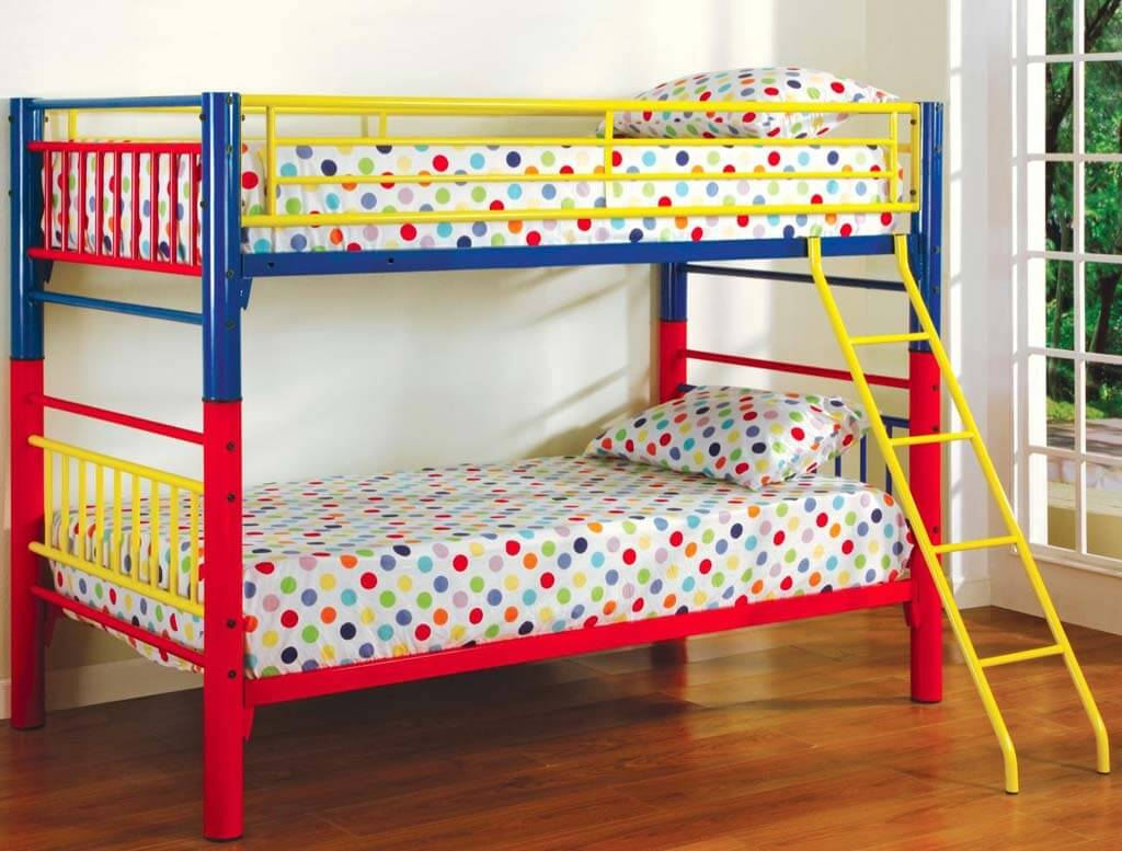 Simple Kids Bed Sets