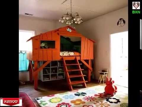 DIY Cute Simple Bedroom Decor Accents | Kids Room Decorating Ideas For Girls
