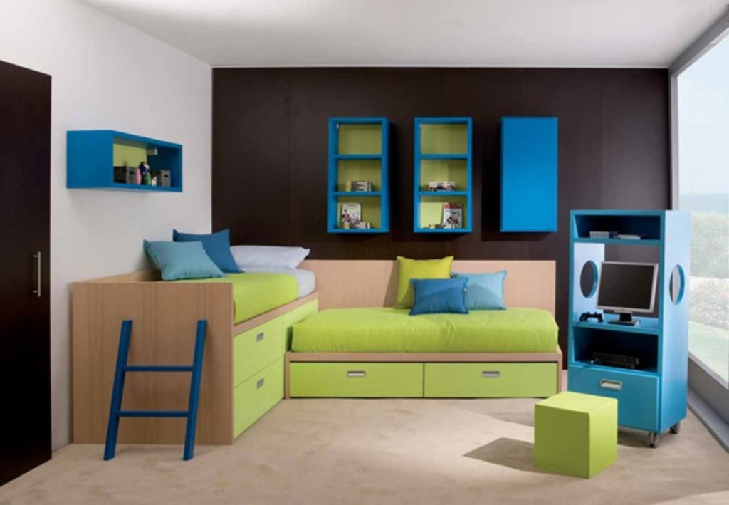 Kids Rooms, Simple Kids Bedroom Design Kids Bedroom Ideas For Small  Spaces: Interesting Kids