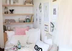 Decorating A Dorm Room For Under $500 - Jillian Harris