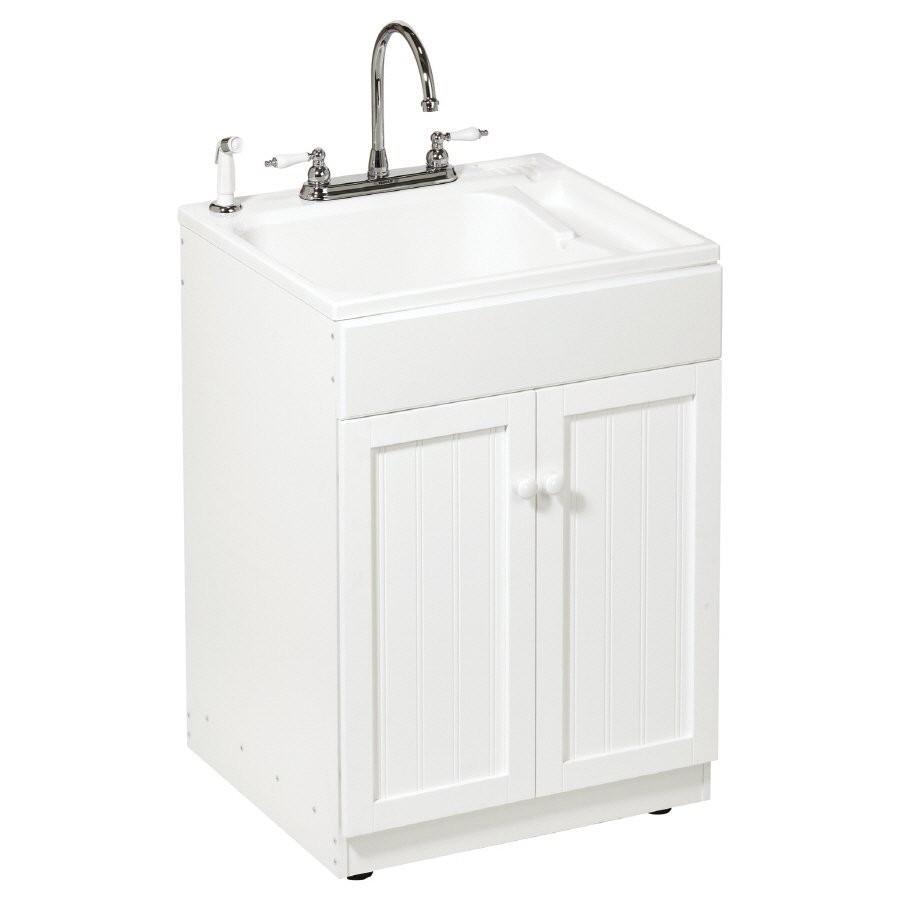 ASB All-in-One Utility Sink/Cabinet Kit