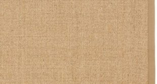 Color-Bound Natural Sisal Rug - Chino | Pottery Barn