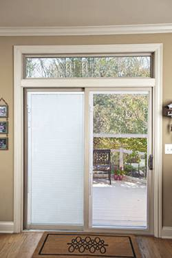 All About Patio Doors With Built-in Blinds | Feldco