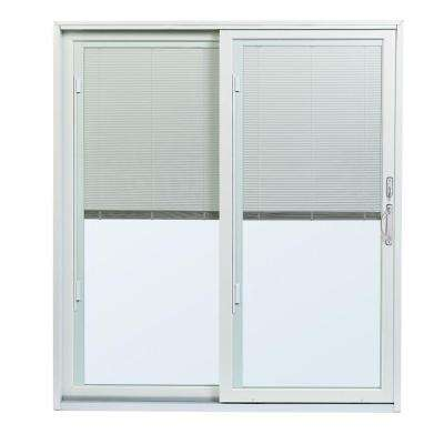Blinds Between the Glass - Patio Doors - Exterior Doors - The Home Depot