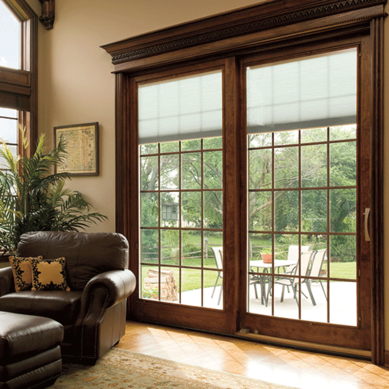 Designer Series Sliding Patio Door | Pella