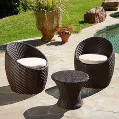 Patio, Enjoyable Ideas Small Patio Furniture Sets The New Name Of Comfort Small  Patio Chair