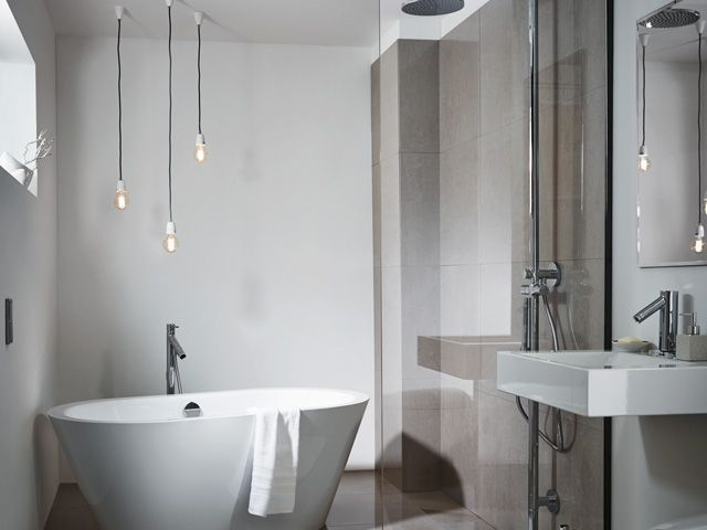 Clever small bathroom design ideas to save space - Grand Designs