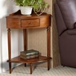 Beautiful small corner accent table
