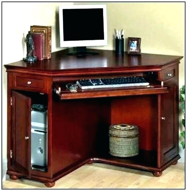 small corner computer desk small desk with drawers small corner computer  desk with drawers corner computer .