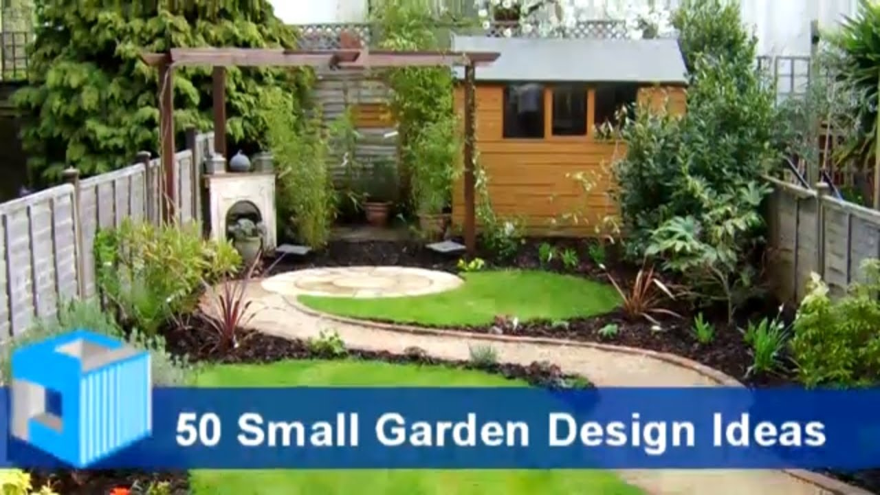 Small Garden Design Ideas - garden design for small gardens-landscape  design ideas