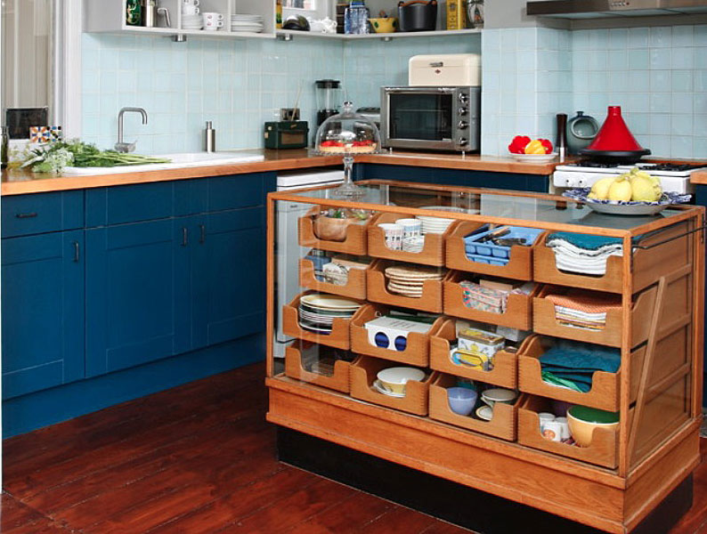 Small Kitchen Island Ideas for Every Space and Budget | Freshome.com
