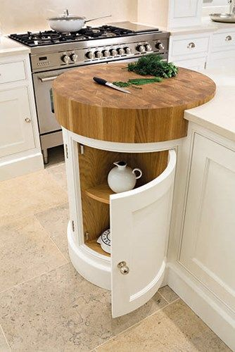 Creative Small Kitchen Storage Cabinet Designs