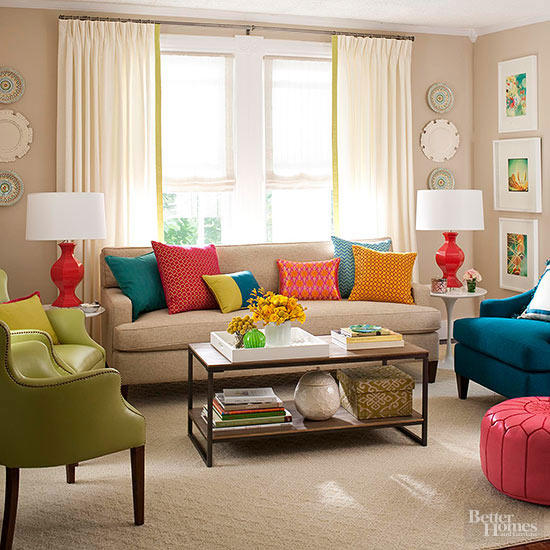 Budget Living Room Ideas | Better Homes & Gardens
