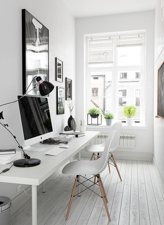 Small home office inspiration | My Paradissi