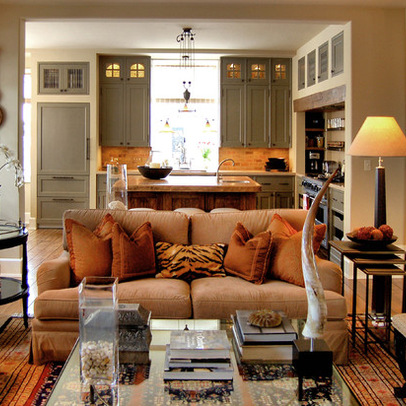 Small Kitchen Living Room Design Ideas - Home Design Ideas