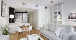20 Best Small Open Plan Kitchen Living Room Design Ideas | First