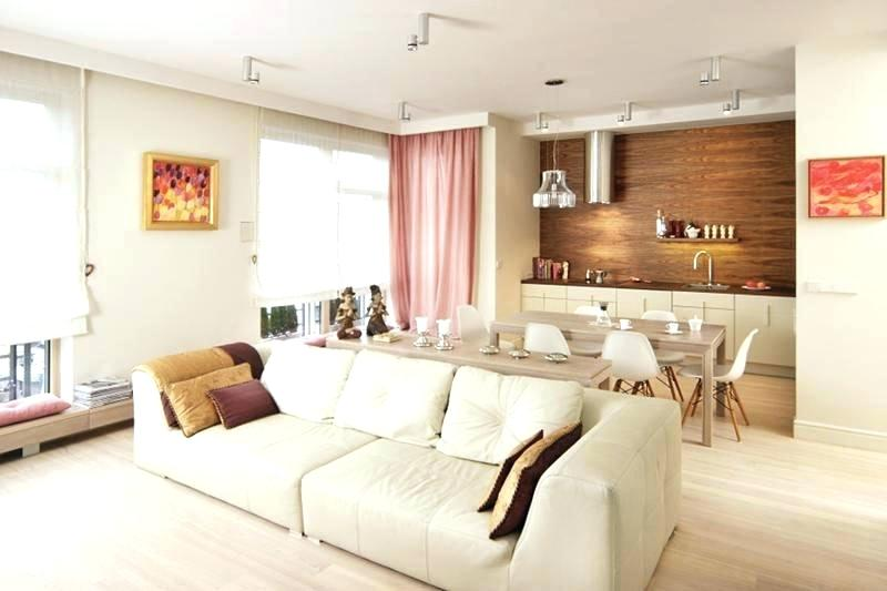 Open Kitchen To Living Room Open Plan Kitchen Living Room Small