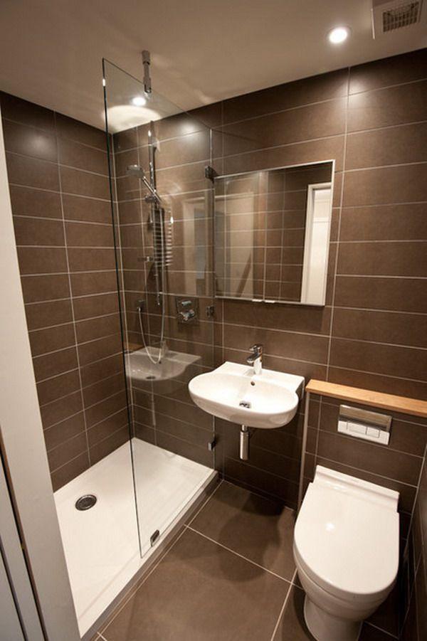 Small space simple bathroom designs – a   designer concept
