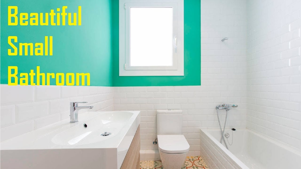 30 Small Space Bathroom Design Ideas