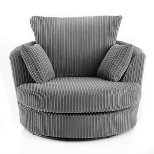 Swivel Snuggle Chair | Wayfair.co.uk