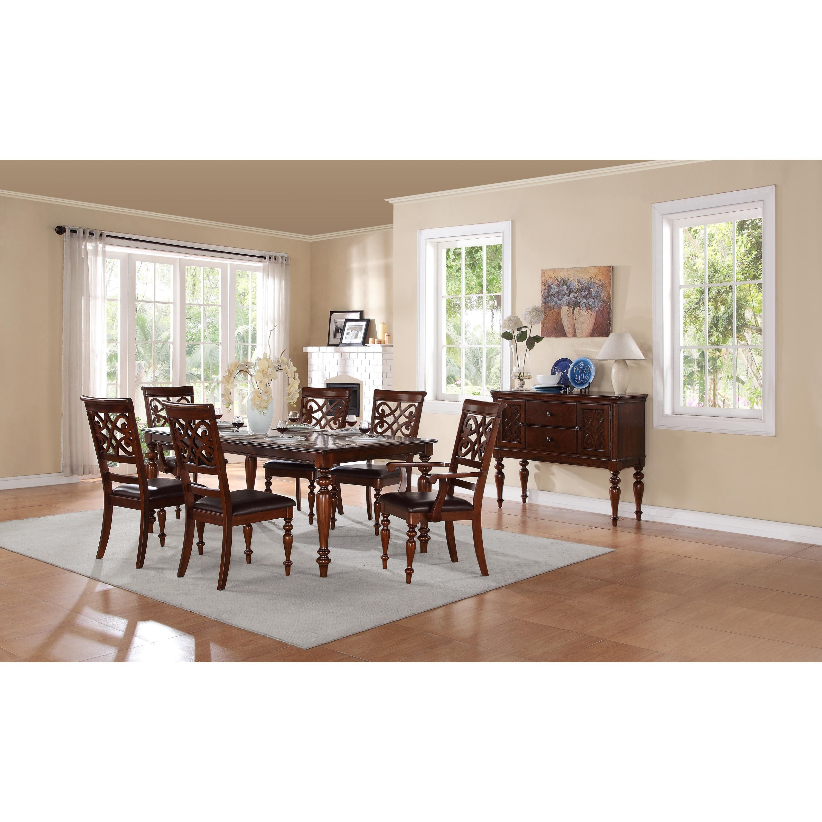 Homelegance CreswellFormal Dining Room Group