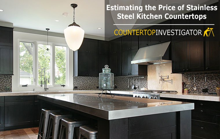 Estimating the Price of Stainless Steel Kitchen Countertops