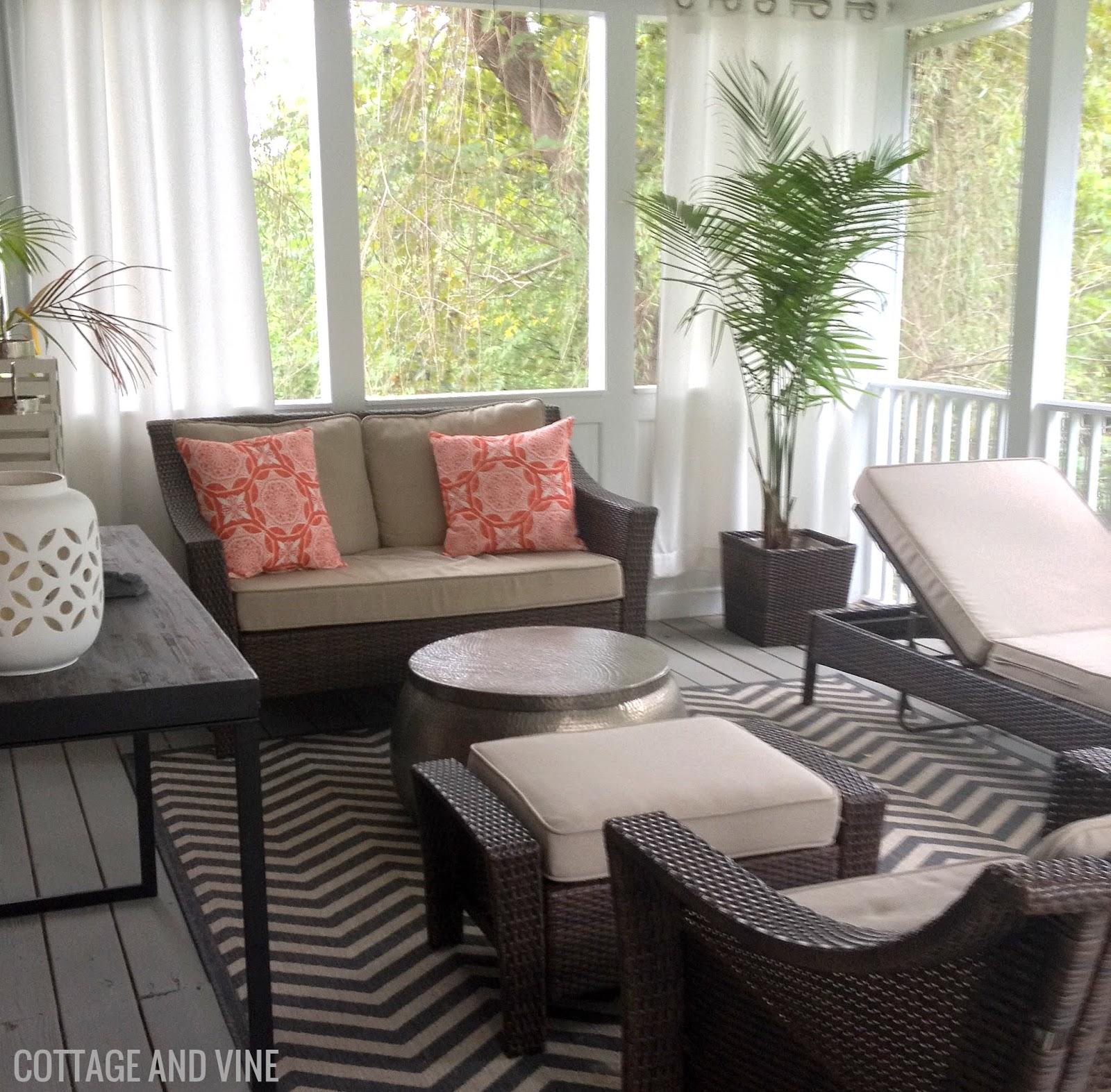 Pretty Design Ideas Indoor Sunroom Furniture Com Trends
