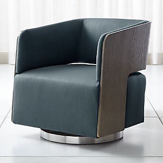 Finn Swivel Chair