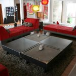 Table de salon is an item for   the bright classic home décor