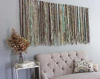 Large Wall Hanging Tapestry Boho Decor Living Room, Tapestry Wall Hanging  Neutral, Boho Wall Hanging Decor, 5 ft x 3 ft