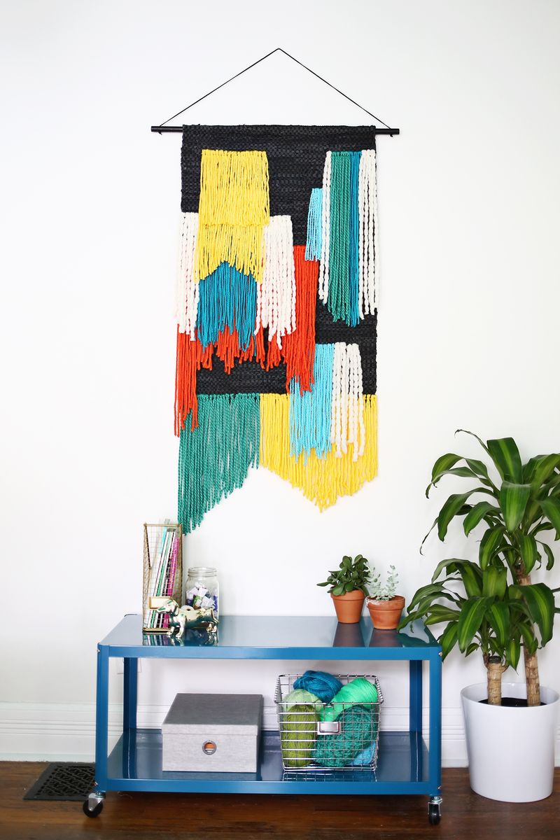 Large Tapestry Wall Hanging - A Beautiful Mess
