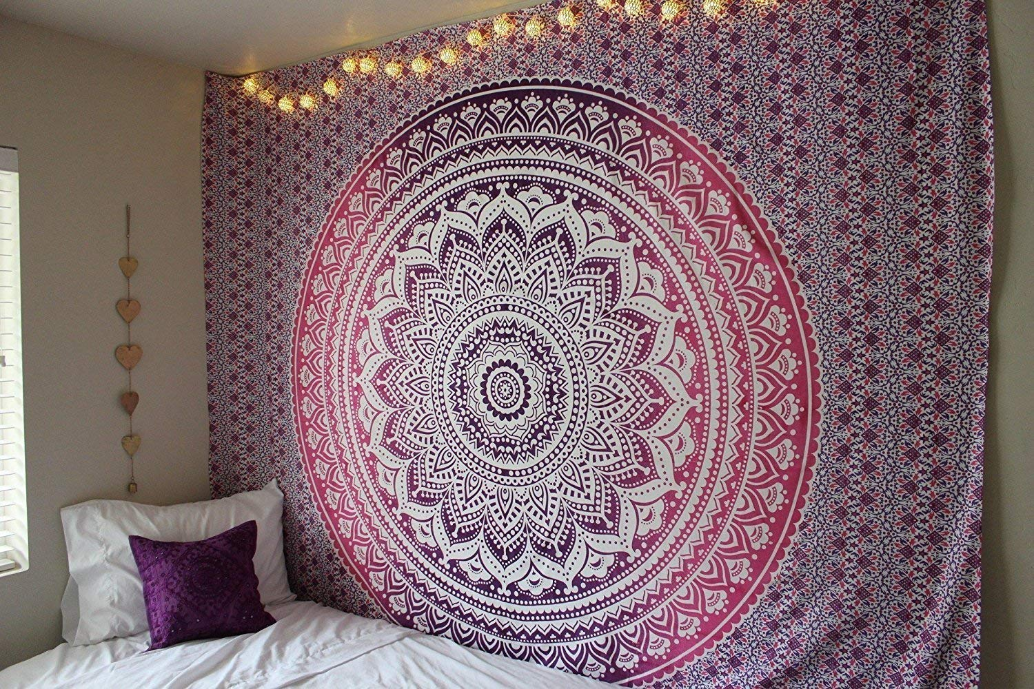 Hippie Tapestries, Mandala Tapestries, Tapestry Wall Hanging, Bohemian  Tapestries, Wall Hanging, Indian Tapestry, Hippie Dorm Tapestries , Wall  Tapestry,