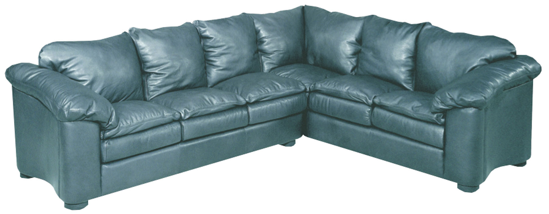 Product Description. Winchester – Leather Sectional
